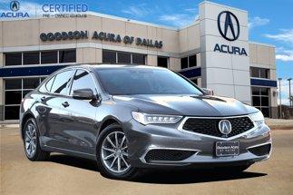 2020 Acura TLX 2.4L