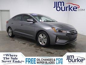 2020 Hyundai Elantra Value Edition IVT