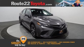 2020 Toyota Camry 2020 TOYOTA CAMRY SE A8 4DR SDN