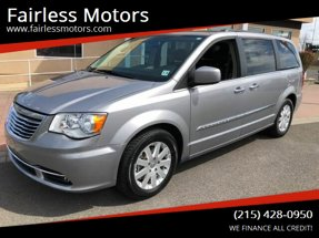 2016 Chrysler Town amp Country Touring