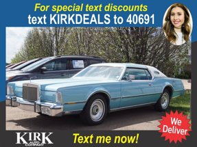 1976 Lincoln MARK IV 2DR  TI