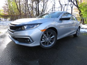 2020 Honda Civic Coupe EX CVT