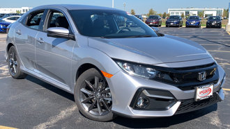 2020 Honda Civic Hatchback EX-L