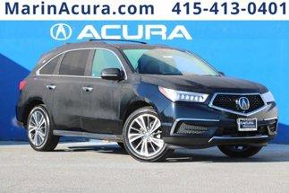 2020 Acura MDX SH-AWD 7-Passenger w/Technology Pkg
