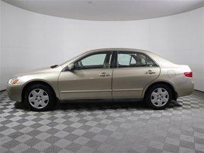 2005 Honda Accord Sedan 3.0