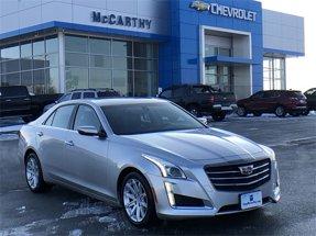 2016 Cadillac CTS Sedan AWD
