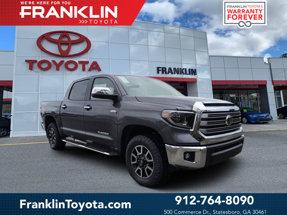 New 2020 Toyota Tundra in Statesboro, GA