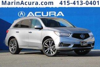 2020 Acura MDX SH-AWD 6-Passenger w/Advance Pkg