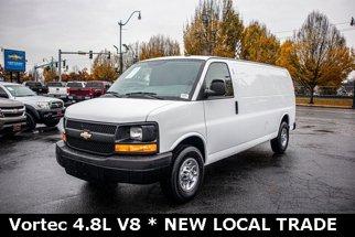 2015 Chevrolet Express Cargo Van Work Van