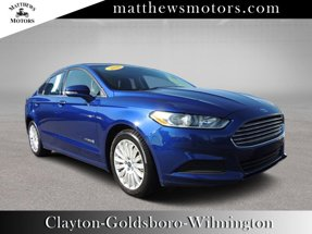2016 Ford Fusion SEHybrid