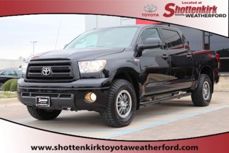 2012 Toyota Tundra TRD ROCK WARRIOR
