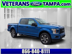2019 Ford F-150 XLCrewCabPickup