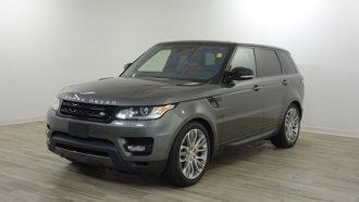 2016 Land Rover Range Rover Sport V8