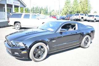 2014 Ford Mustang GT PREMIUM COUPE 2D