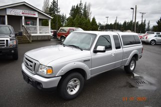 2011 Ford Ranger SPORT PICKUP 4D 6 FT