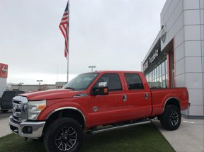 2011 Ford SuperDutyF-350SRW