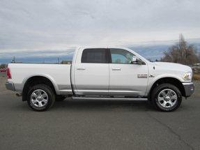 2014 Ram 2500 4WD Crew Cab Laramie