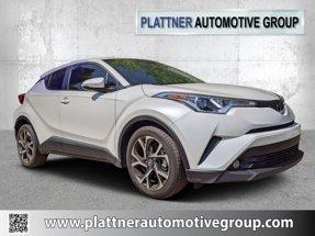2018 Toyota C-HR SPort