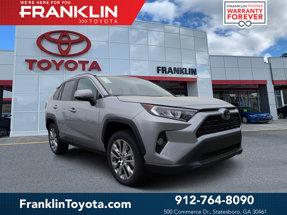 New 2020 Toyota RAV4 in Statesboro, GA