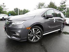 2019 Honda Odyssey Elite Auto