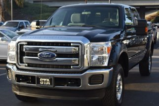 2014 Ford Super Duty F-250 SRW XLT Pickup 4D 6 3/4 ft