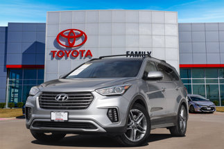 2018 Hyundai Santa Fe Limited Ultimate
