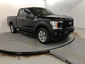 2018 Ford F-150 XL 4WD SuperCab 6.5' Box