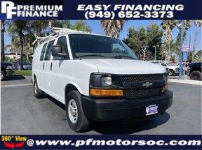 2012 Chevrolet Express Cargo Van EXPRESS CARGO 2500 6.0L CLEAN WORK READY