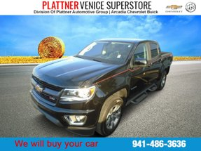 2017 Chevrolet Colorado 2WD Z71