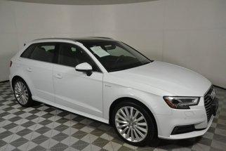 2017 Audi A3 Sportback e-tron Premium Plus