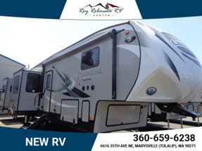 2020 FOREST RIVER CHAPARRAL 5TH WHEEL
