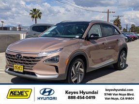 2021 Hyundai NEXO Limited