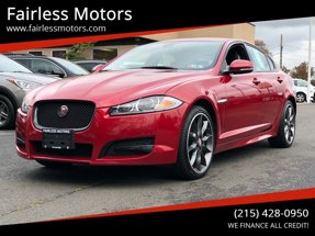 2015 Jaguar XF 3.0 Portfolio AWD 4dr Sedan