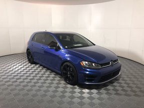 2017 Volkswagen Golf R 4-Door Manual w/DCC/Nav