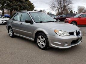 2007 Subaru Impreza Wagon Outback Sport Sp Ed