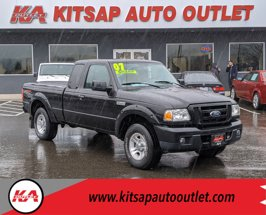 2007 Ford Ranger Sport Pickup 4D 6 ft