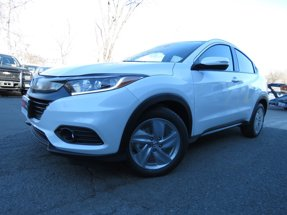 2019 Honda HR-V EX-L AWD CVT
