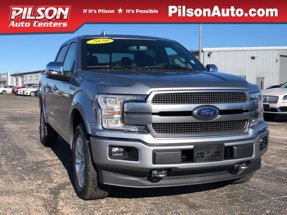 2020 Ford F-150 Platinum 4WD SuperCrew 5.5' Box