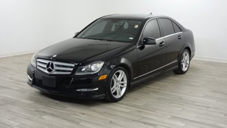 2013 Mercedes-Benz C-Class C 300 Luxury