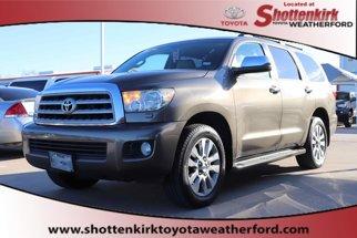 2010 Toyota Sequoia Ltd