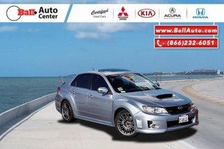 2014 Subaru Impreza Sedan WRX WRX STI Limited