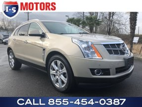 2011 Cadillac SRX PerformanceCollection