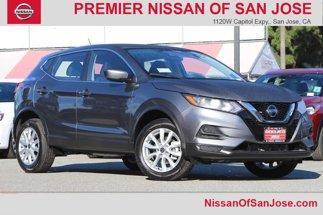 Premier Nissan Of San Jose >> 2020 Nissan Rogue Sport S
