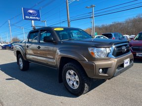 2014 Toyota Tacoma TRD Off-Road Package