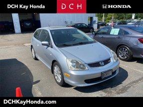 2005 Honda Civic Coupe MT
