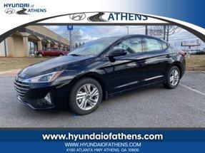 2020 Hyundai Elantra ValueEdition