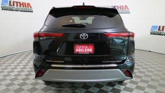 New 2020 Toyota Highlander in Abilene, TX