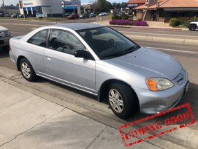 2003 Honda Civic Coupe LX