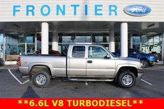 2002 Chevrolet Silverado 2500HD DIESEL LT Ext Cab Std Bed