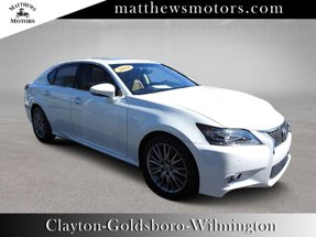2014 Lexus GS 350 w/ Nav & Sunroof